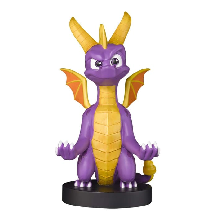 SPYRO THE DRAGON XL CABLE GUY TABLET & DEVICE HOLDER