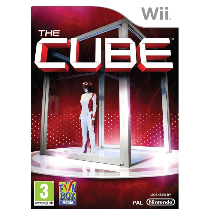 THE CUBE - NINTENDO WII GAME
