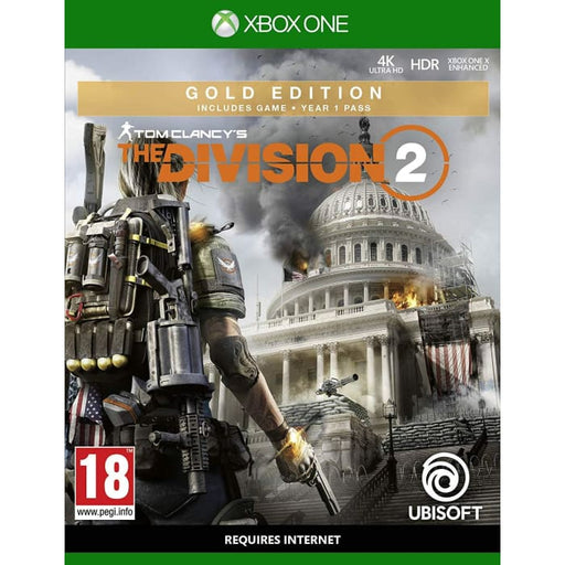 THE DIVISION 2: GOLD EDITION - XBOX ONE GAME
