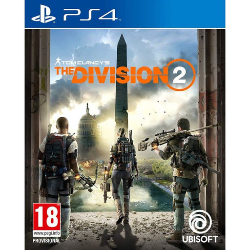 THE DIVISION 2 - PS4 GAME