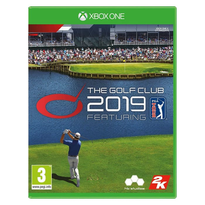 THE GOLF CLUB 2019 - XBOX ONE GAME