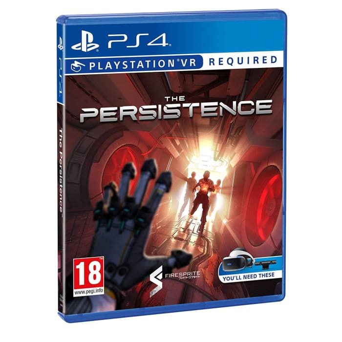 THE PERSISTENCE VR PSVR - PS4 GAME