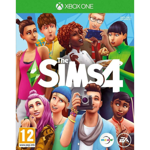 THE SIMS 4 - XBOX ONE GAME