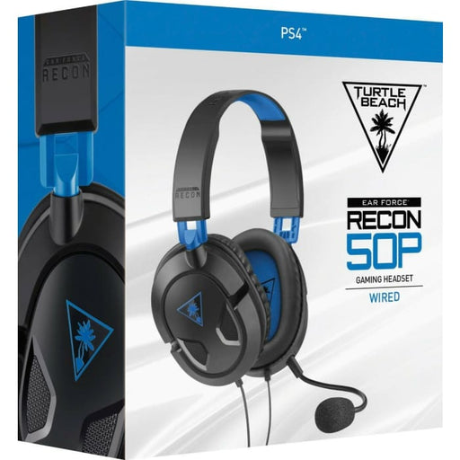 TURTLE BEACH EAR FORCE RECON 50P HEADSET FOR SONY PLATSTATION PS4