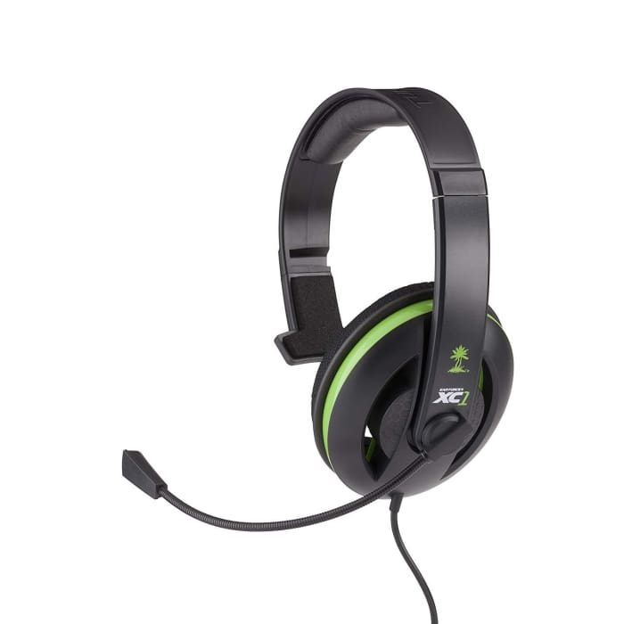 TURTLE BEACH EAR FORCE XC1 CHAT COMMUNICATOR FOR XBOX 360