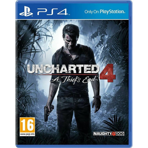 UNCHARTED4- PS4 BUNDLE COPY