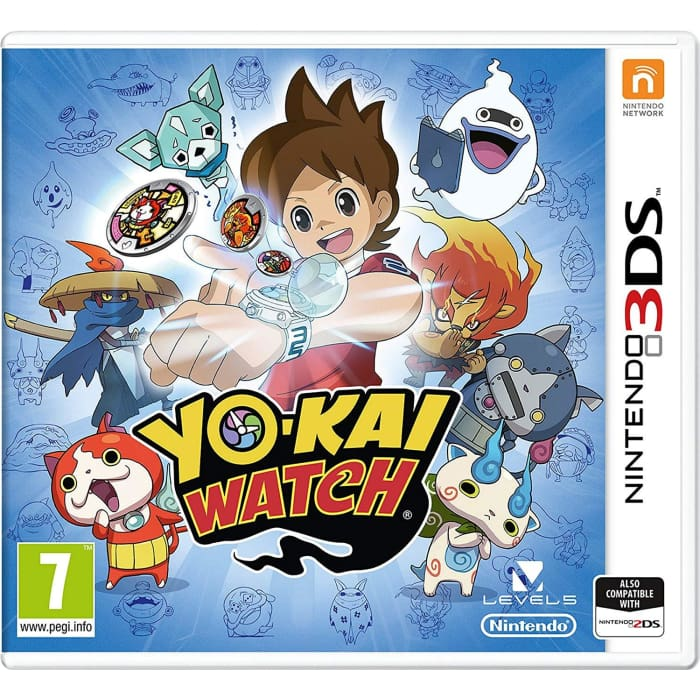 YO-KAI WATCH - NINTENDO 3DS GAME