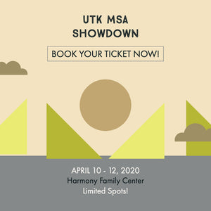 UTK MSA 2020 Showdown: General Admission