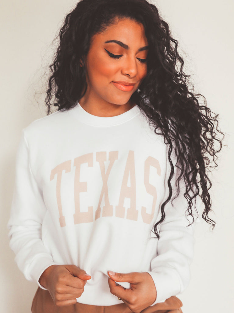 TEXAS NEUTRAL FEELS SWEATSHIRT