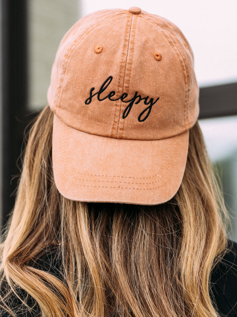 SLEEPY HAT
