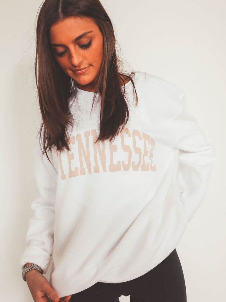 TENNESSEE NEUTRAL FEELS SWEATSHIRT