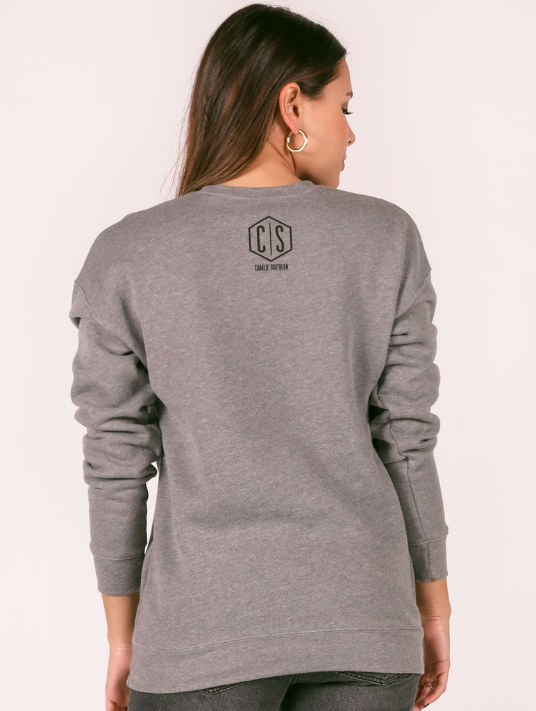 BUBBLE STATE SWEATSHIRT