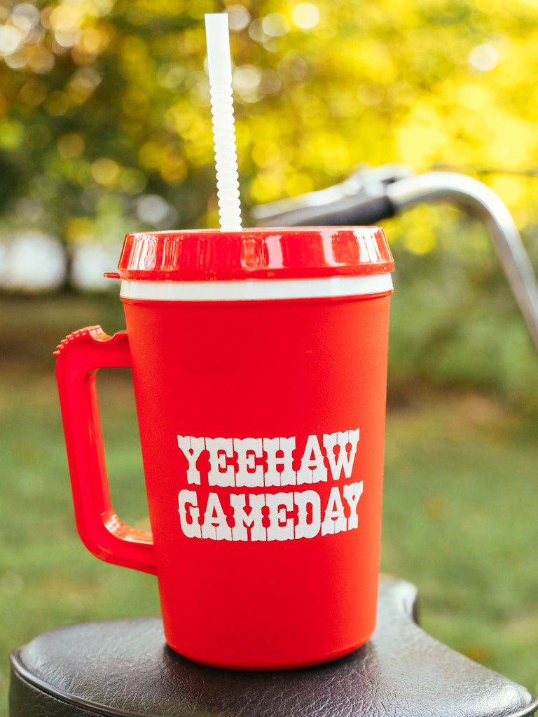 YEEHAW GAMEDAY 34oz. MUG
