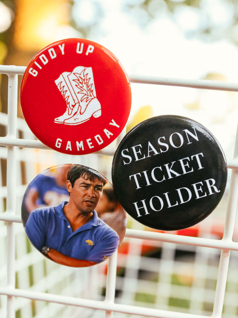 SEASON TICKET HOLDER GAMEDAY BUTTON