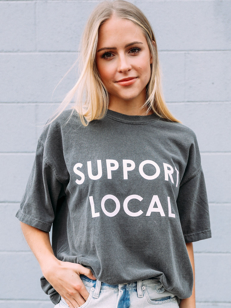 SUPPORT LOCAL (PREORDER)
