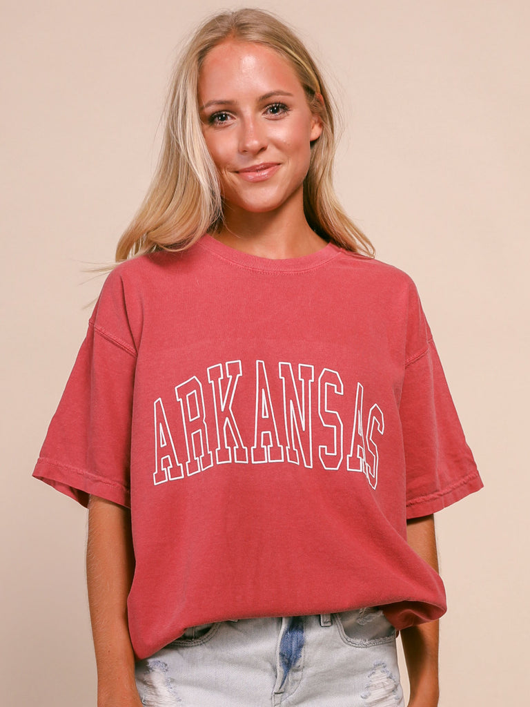 ARKANSAS GAMEDAY JERSEY