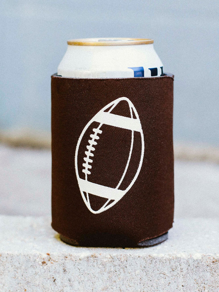 FOOTBALL GRAPHIC DRINK SLEEVE