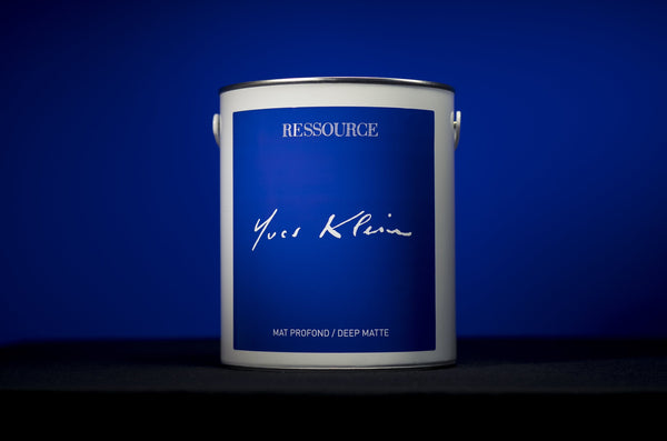 Yves Klein Paint Set