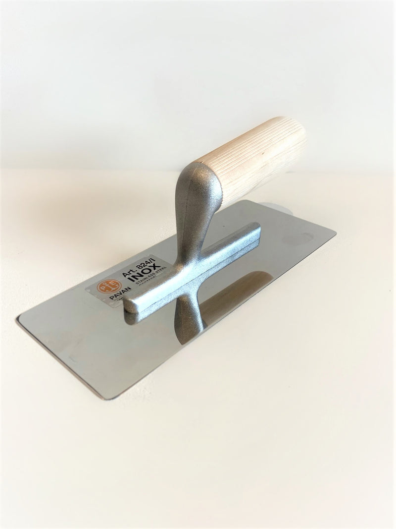 "Tool - 9 1/2 x 3 3/4"" Stainless Steel Large-Trowel"