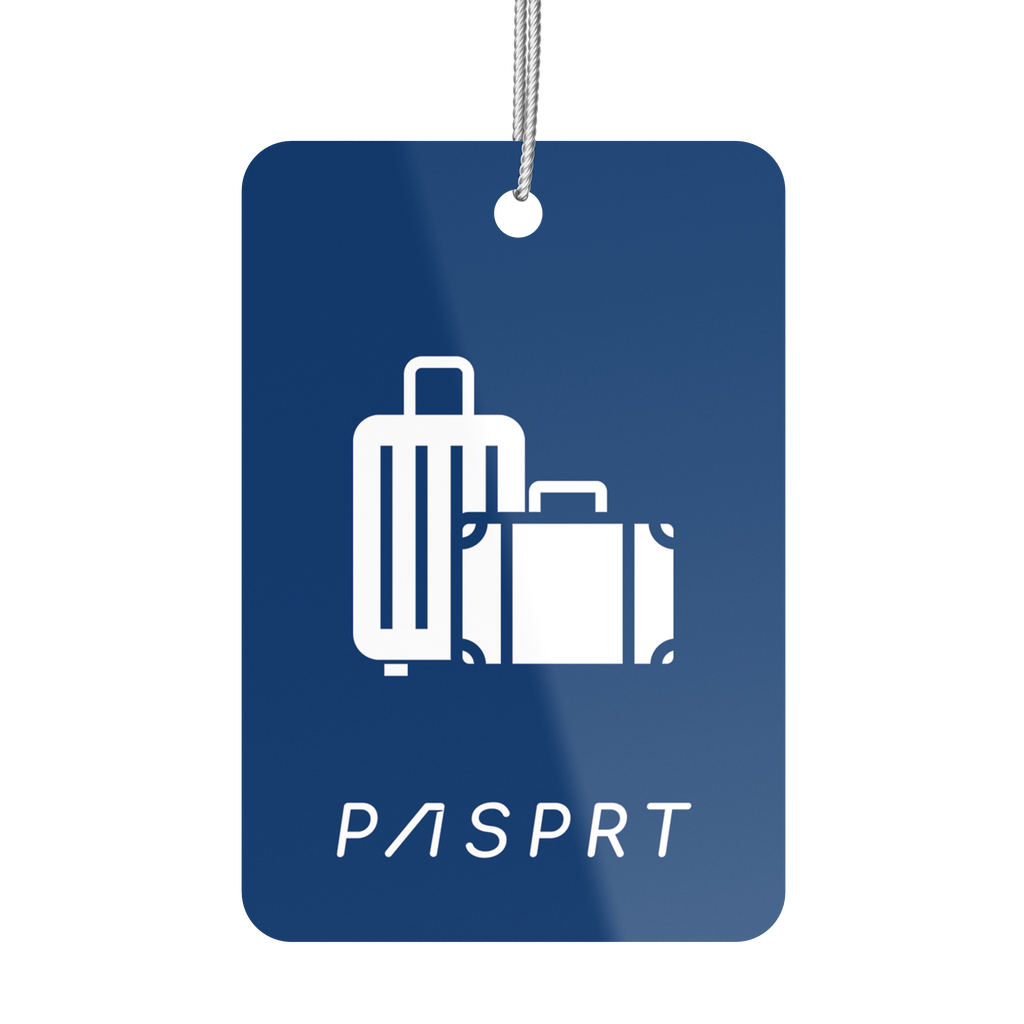 PASPRT Luggage Tag