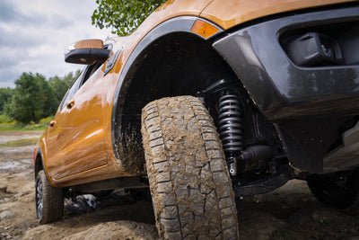 "QUESTIONS ANSWERED ABOUT THE FOX ""TUNED BY FORD PERFORMANCE"" OFF-ROAD SUSPENSION LEVELING KIT"