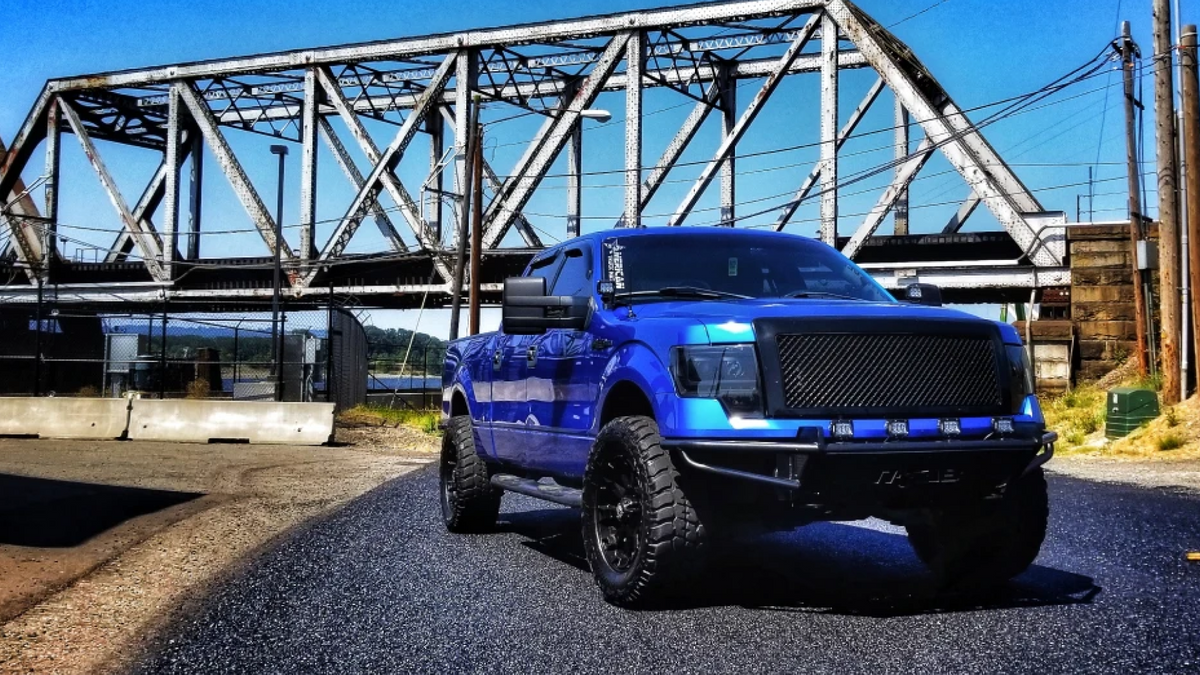BEHIND THE BUILD - Shane's Ford F-150