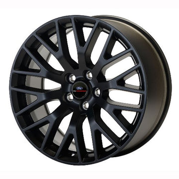 "2015-2019 Mustang GT Performance Pack Front Wheel 19"" X 9"" - Matte Black"