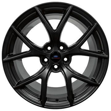 "2015-2019 Mustang HP Performance Pack 19"" X 9.5"" Front Wheel - Matte Black"