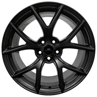 "2015-2019 MUSTANG HP PERFORMANCE PACK 19"" X 10.5"" FRONT WHEEL - MATTE BLACK - Ford Performance"