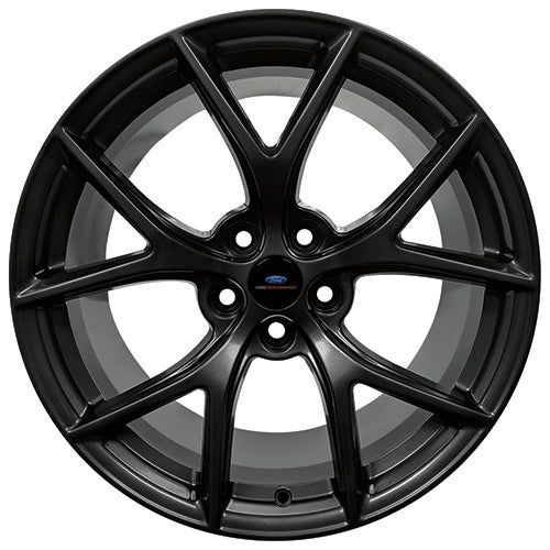 "2015-2019 MUSTANG HP PERFORMANCE PACK 19"" X 10"" REAR WHEEL - MATTE BLACK - Ford Performance"
