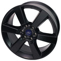 "2015-2019 F-150  20"" X 8.5"" Six Spoke Wheel - Matte Black"