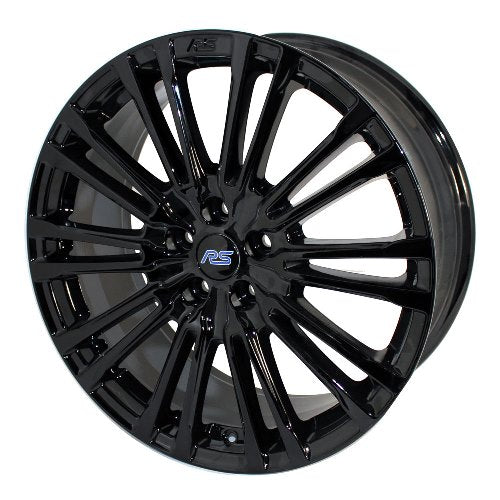 "2016-2018 MK3 FOCUS RS 19"" X 8"" WHEEL - GLOSS BLACK - Ford Performance"