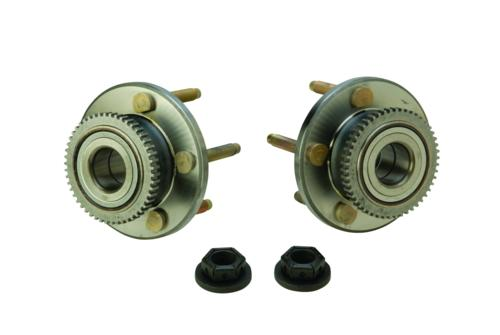 2005-2014 MUSTANG V6 / BOSS / GT / SHELBY GT500 HUB KIT WITH ARP STUDS - Ford Performance