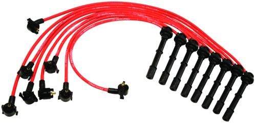"9MM SPARK PLUG WIRE SETS - ""FORD RACING"" - Ford Performance"