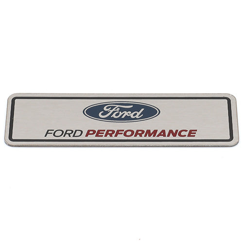"2015 - 2019 MUSTANG ""FORD PERFORMANCE"" DASH EMBLEM - Ford Performance"