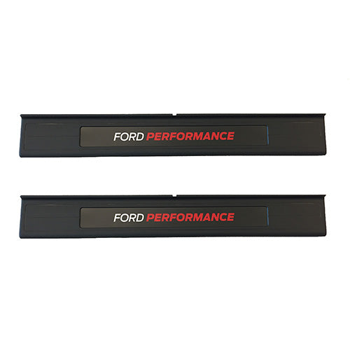2015-2020 MUSTANG FORD PERFORMANCE SILL PLATE SET - Ford Performance