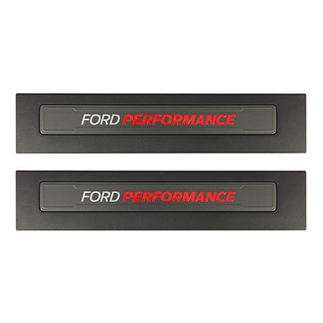 2015-2019 F-150 Ford Performance Sill Plate Set