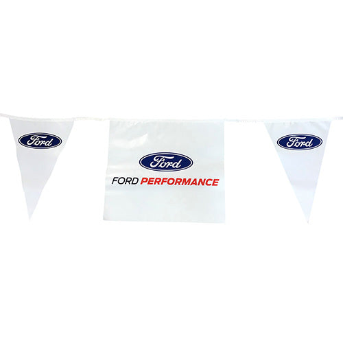FORD PERFORMANCE 50 -FT. PENNANT STRING - Ford Performance