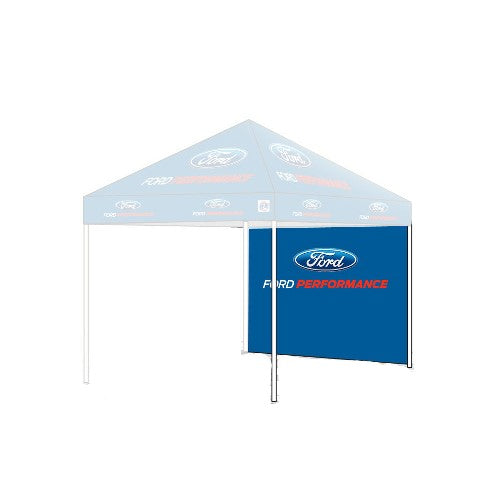 FORD PERFORMANCE E-Z UP TENT SIDE WALLS 10' - Ford Performance