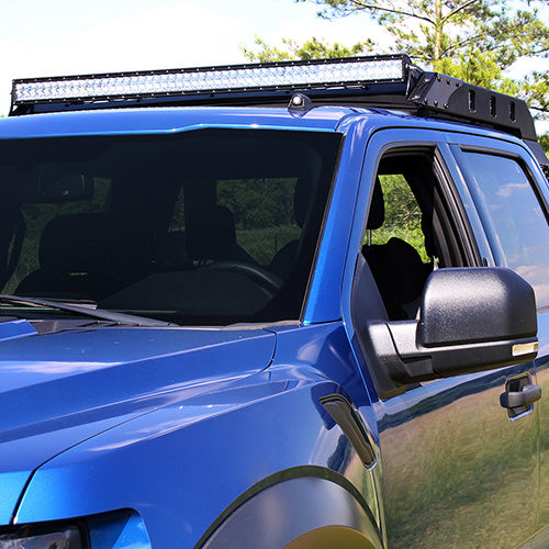 2017-2020 F-150/RAPTOR CHASE RACK/ROOF RACK - Ford Performance