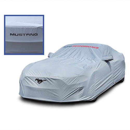 2015-2019 MUSTANG COUPE FORD PERFORMANCE CAR COVER - Ford Performance