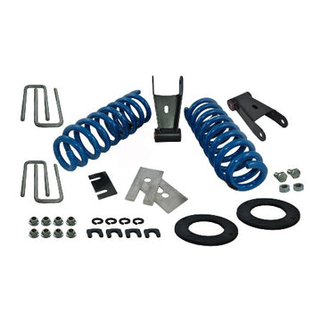 2015-2019 F-150 Complete Lowering Kit