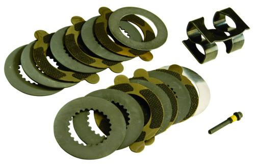 "8.8"" TRACTION-LOK REBUILD KIT WITH CARBON DISCS - Ford Performance"