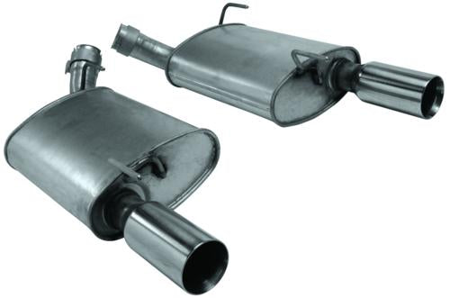 2005-2009 MUSTANG GT SPECIAL EDITION MUSTANG MUFFLER KIT - Ford Performance