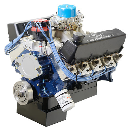 572 CUBIC INCH 655 HP BIG BLOCK STREET CRATE ENGINE-FRONT SUMP PAN - Ford Performance