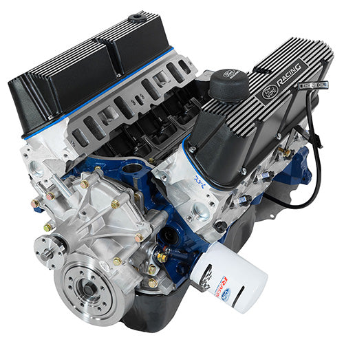 "302 CI 340 HP BOSS CRATE ENGINE WITH ""E"" CAM - Ford Performance"