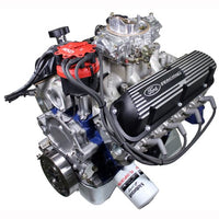 X2347D STREET CRUISER-DRESSED CRATE ENGINE WITH X2 HEADS-FRONT SUMP PAN - Ford Performance