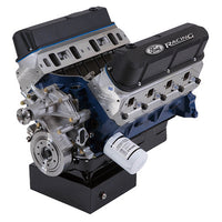 427 CUBIC INCH 535 HP BOSS CRATE ENGINE-Z2 HEADS-FRONT SUMP PAN - Ford Performance
