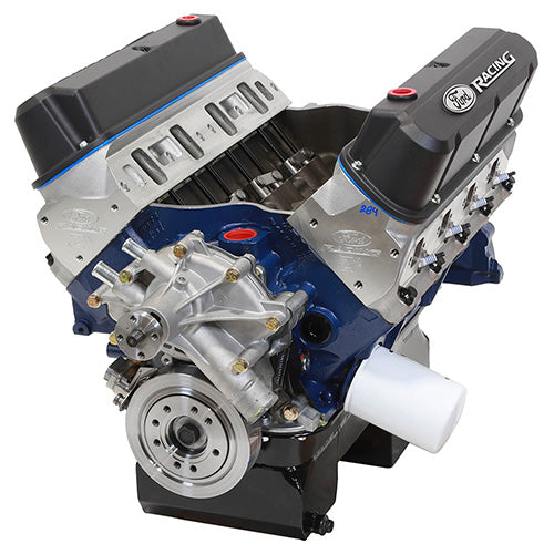 427 CUBIC INCH 535 HP BOSS CRATE ENGINE-Z2 HEADS-REAR SUMP PAN - Ford Performance