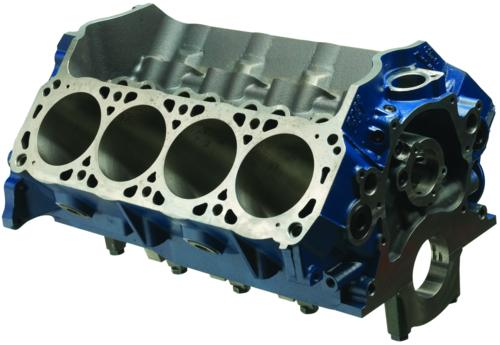 BOSS 351 ENGINE BLOCK 9.5 DECK BIG BORE - Ford Performance